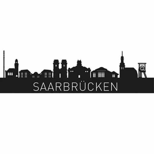 Motiv Saarbrücken Tasse