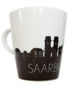 Saarbrücken Tasse