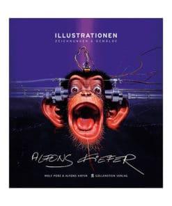 Alfons Kiefer - Illustrationen