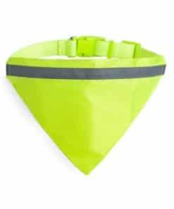 Sicherheit beim Gassie gehen:Reflektierendes Hunde-Halstuch