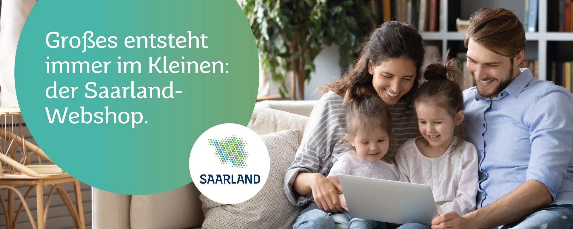 Webshop Saarland Familie