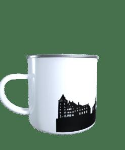 Emaille-Tasse Merzig-Wadern