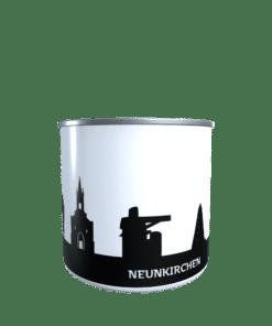 Emaille-Tasse Neunkirchen