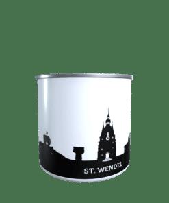Emaille-Tasse Sankt Wendel