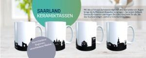 Neu im August: Hochglanz-Keramiktassen