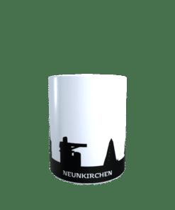 Hochglanz-Keramiktasse Neunkirchen